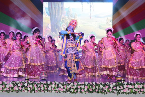 Annual Function 2019-20 (Dr. P.V.T. Primary Girls' School- E.M.)
